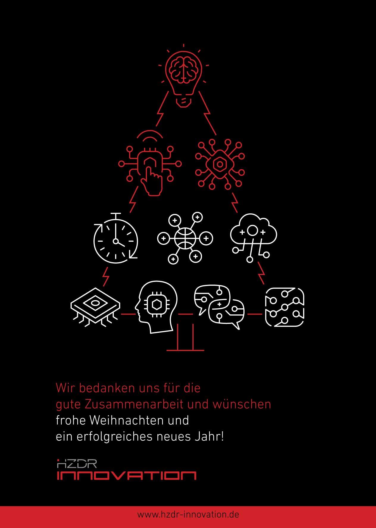 HZDRI_Weihnachtskarte